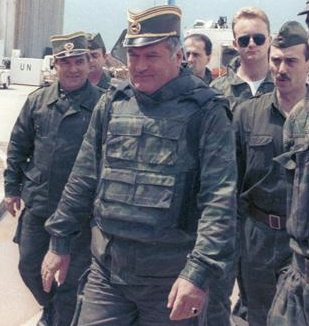 Radko Mladic Threatens West
