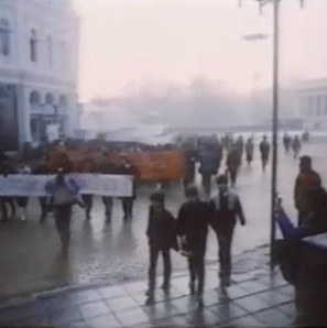 Students Demand Freedom 1989