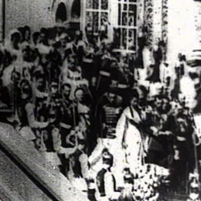 Russia First Filming 1896