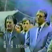 Serb Leaders on the Warpath 1991