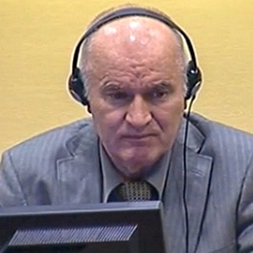 Mladic Facing Justice
