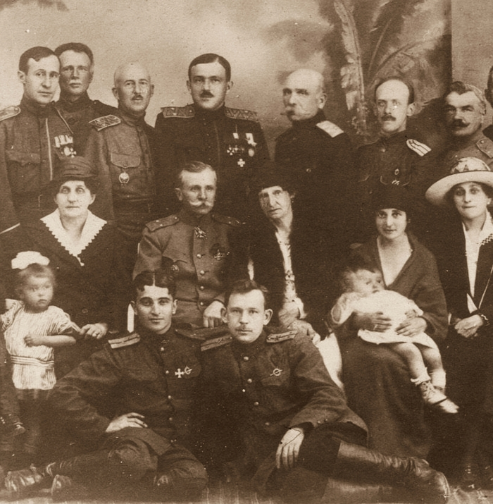 Russian Exiles 1922